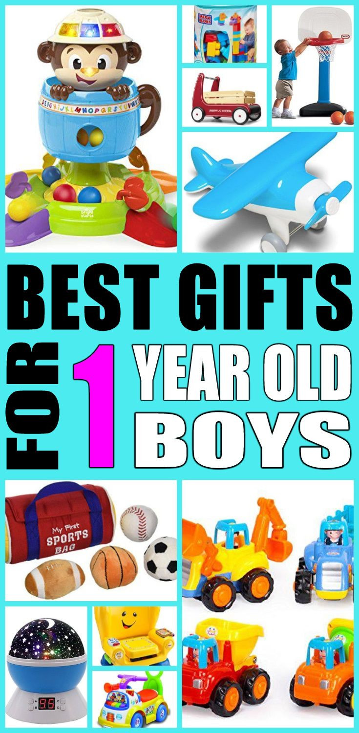 Gifts For 1St Birthday Boy  25 unique First birthday ts ideas on Pinterest