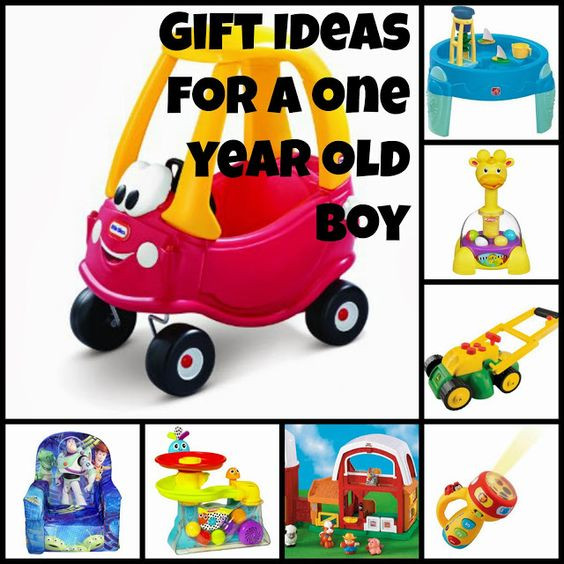 Gifts For 1St Birthday Boy  e Year Old Boy Gift Ideas