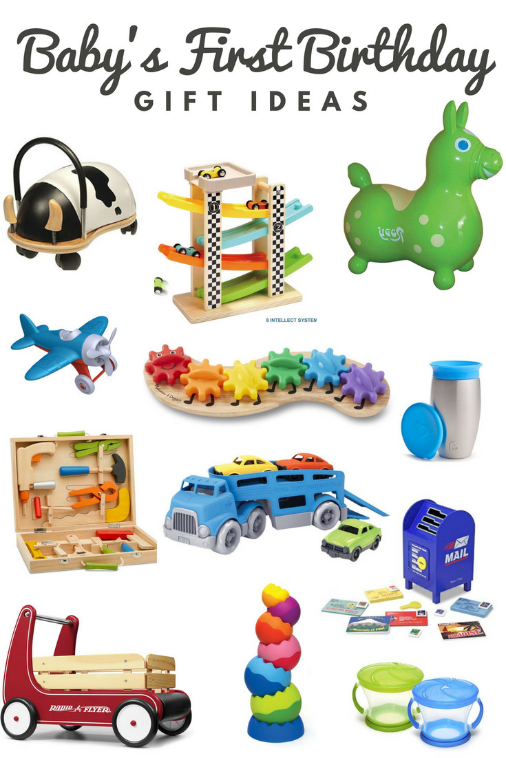 Gifts For 1St Birthday Boy  Baby s First Birthday Gift Ideas A Life