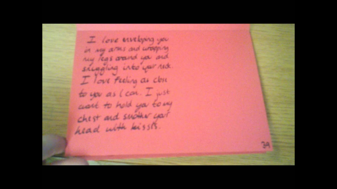 Girlfriend Birthday Gift Ideas Reddit  Long Distance Gift Idea Encouragement Calendar