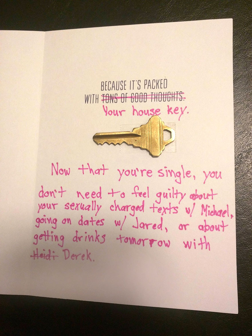 Girlfriend Birthday Gift Ideas Reddit  Guy Finds Out His Girlfriend Is Cheating Creates This
