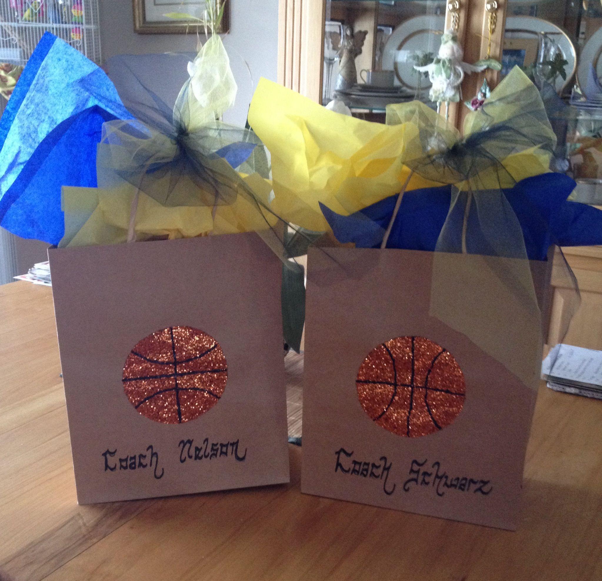 Girls Basketball Gift Ideas  Basketball coach ts Basketball ideas