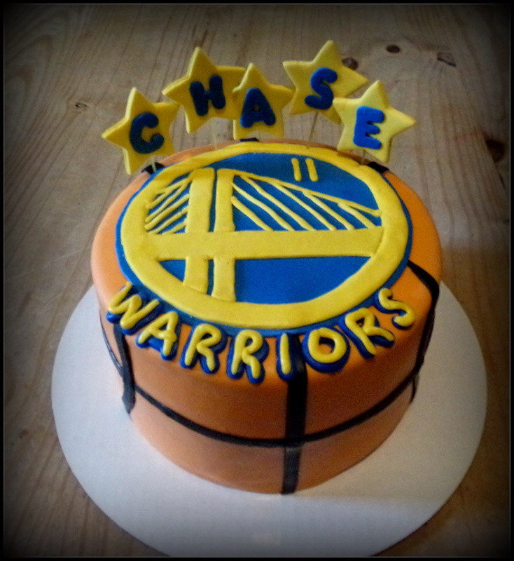 Golden State Warriors Birthday Cake  Golden State Warriors Birthday Cake Cake Decorating