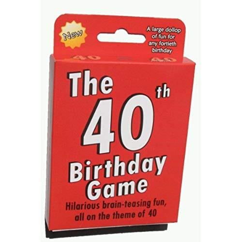 Good 40Th Birthday Gifts  40th Birthday Ideas Amazon