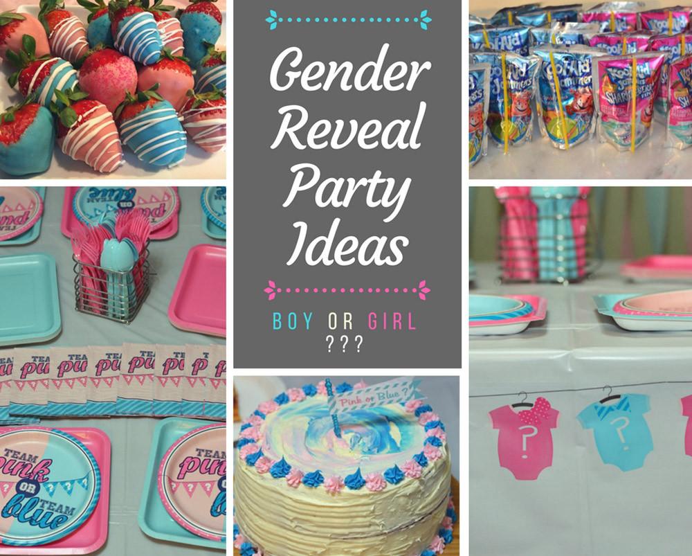 Good Ideas For Gender Reveal Party  Gender Reveal Party Ideas Gender reveal cake pink
