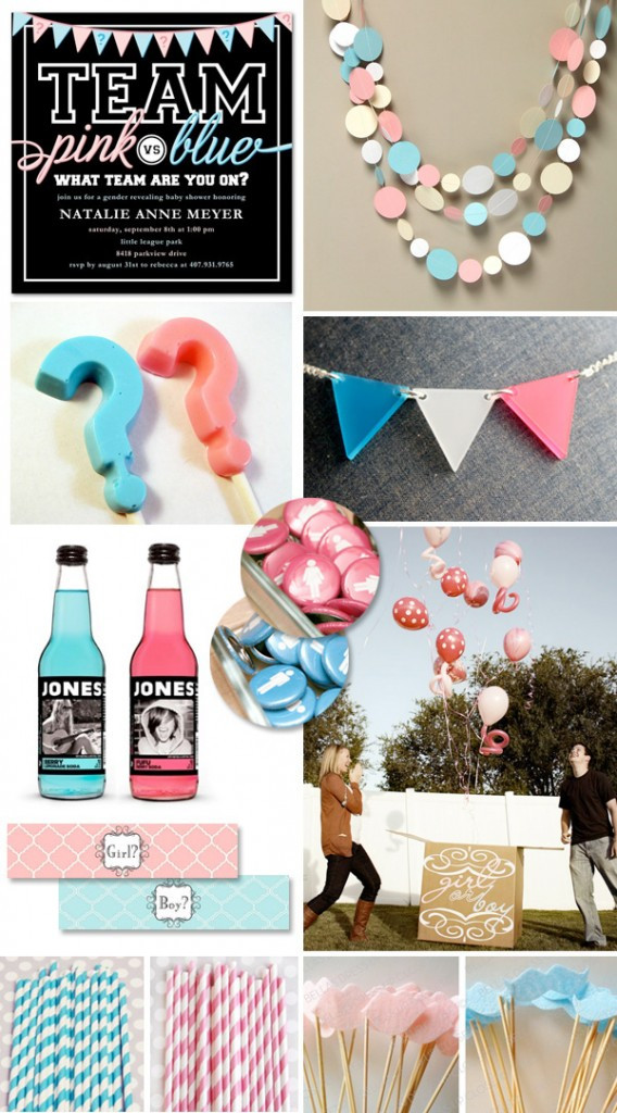 Good Ideas For Gender Reveal Party  I Heart Pears 15 Awesome Gender Reveals