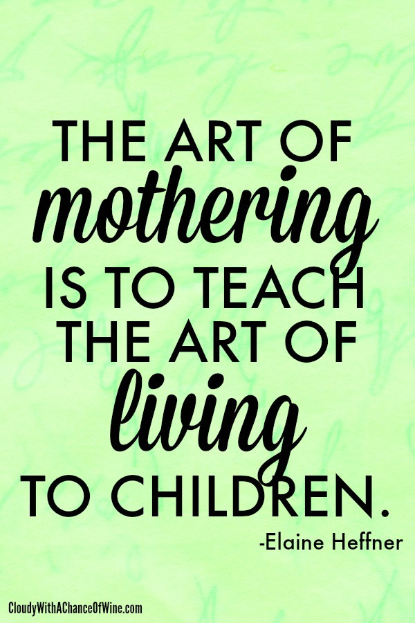 Good Mother Quotes  20 Mother s Day quotes to say I love you