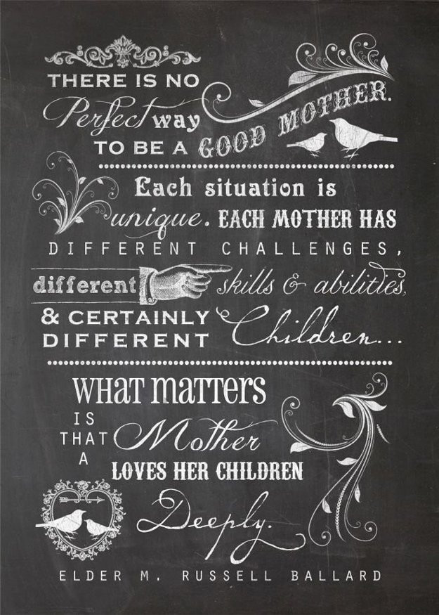 Good Mother Quotes  27 Perfect Mother s Day Quotes For Your Devoted Mom