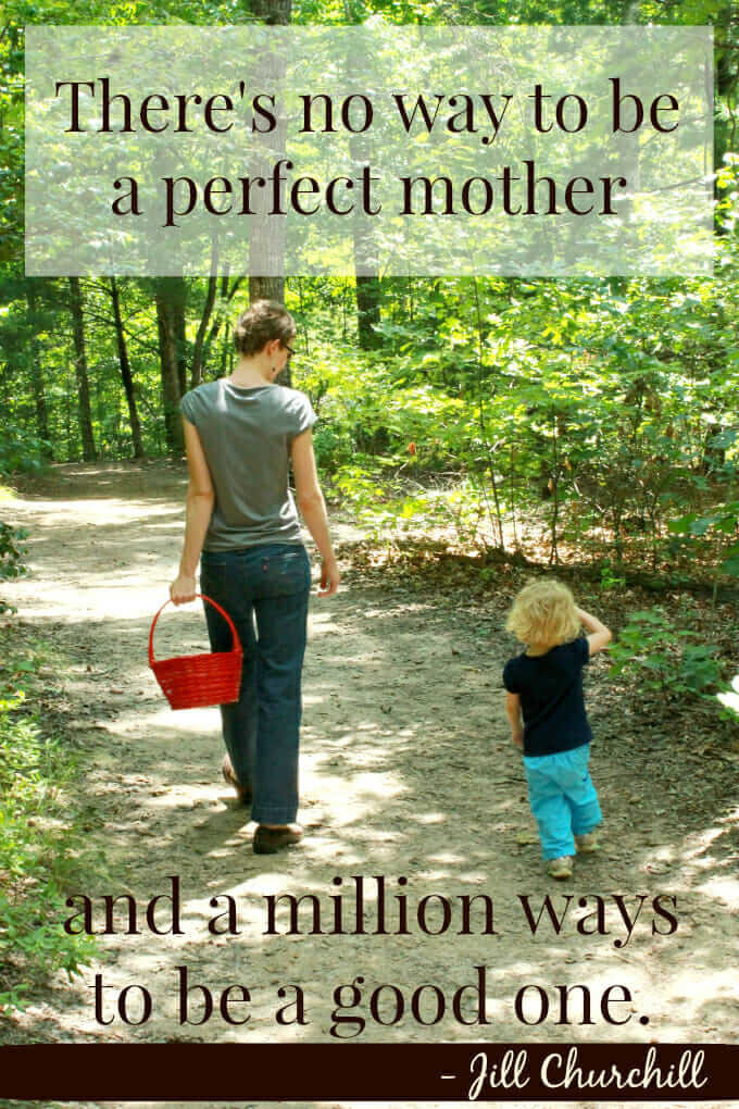 Good Mother Quotes  9 of the Best Mother Quotes The Artful Parent