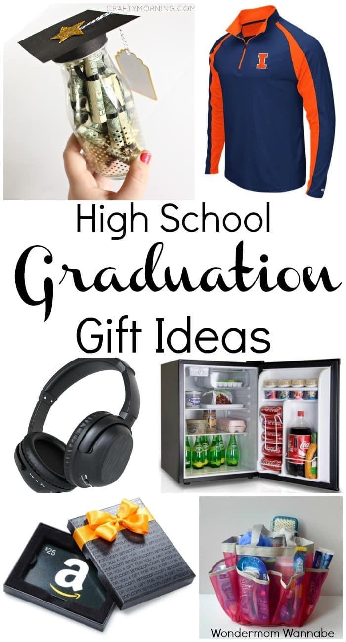 Graduation Gift Ideas College  Best High School Graduation Gift Ideas