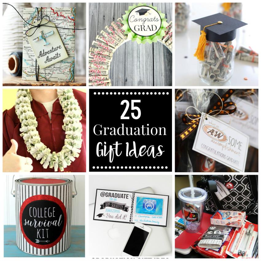 Graduation Gift Ideas College  25 Graduation Gift Ideas