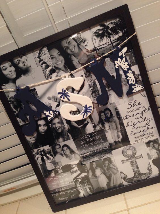 Graduation Gift Ideas For Friends  Best friends graduation present