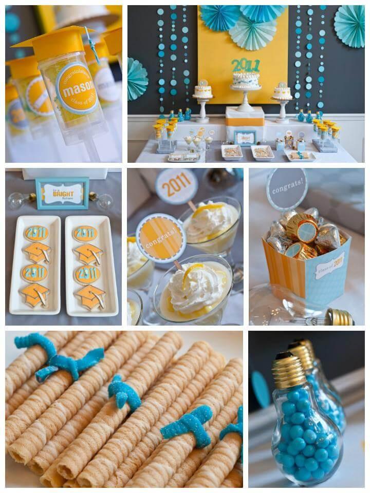 Graduation Party Decoration Ideas Diy  50 DIY Graduation Party Ideas & Decorations DIY & Crafts