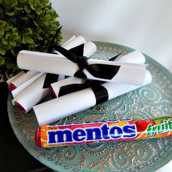 Graduation Party Decoration Ideas Diy  Menos DIY Graduation Favors Parties