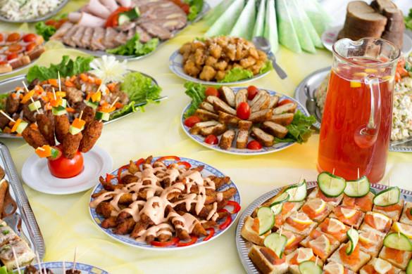 Graduation Party Menu Ideas  Graduation Party Food Ideas