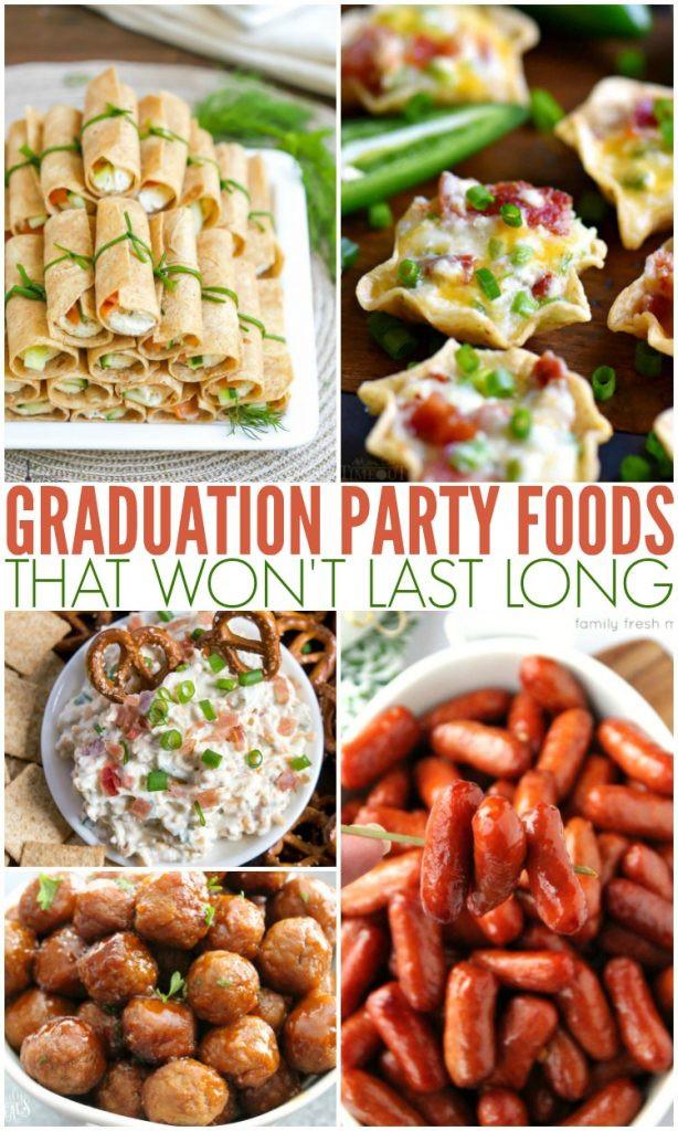 Graduation Party Menu Ideas  Graduation Party Food Ideas Family Fresh Meals