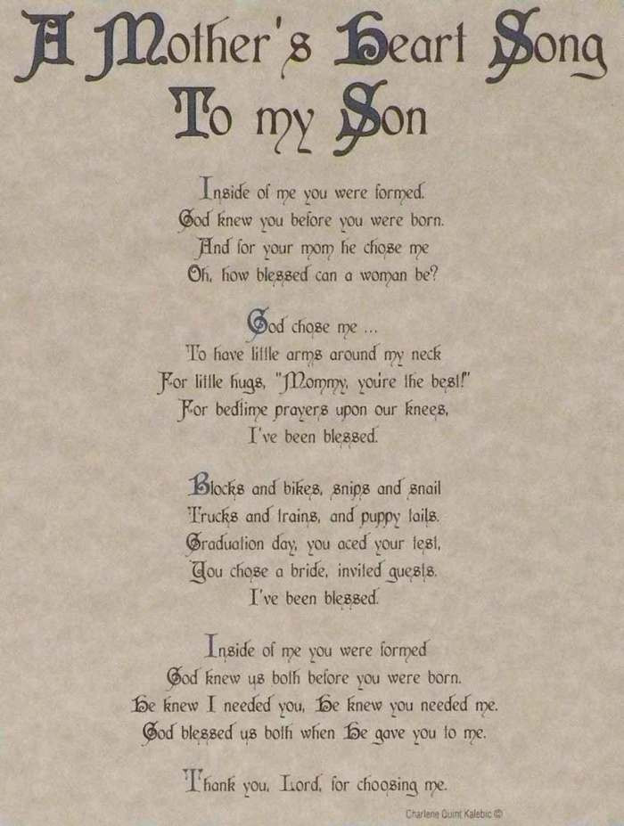 Graduation Quotes For Son From Mother  Mother To Son Graduation Quotes QuotesGram