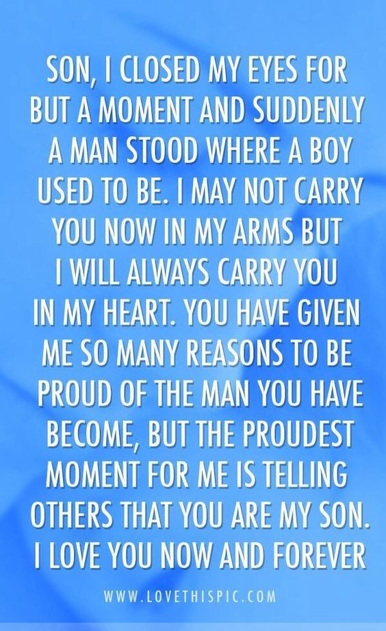 Graduation Quotes For Son From Mother  Best 25 Graduation quotes for son ideas on Pinterest