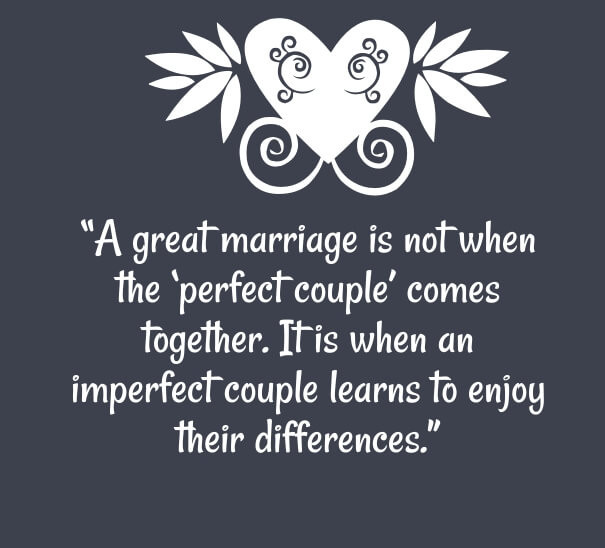 Great Marriage Quotes  Inspirational Quotes for Couples about to Marry or Engaged