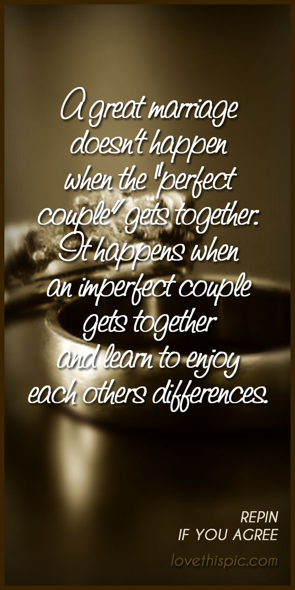 Great Marriage Quotes  Great Marriage s and for