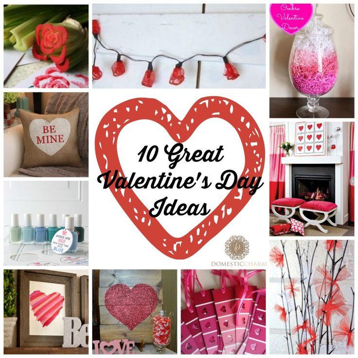 Great Valentine Gift Ideas  25 best Great Valentines Day Ideas on Pinterest