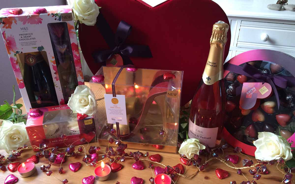 Great Valentine Gift Ideas  6 Great Valentine s Day Gift Ideas M&S Pikalily Food