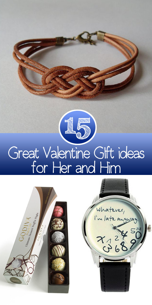 Great Valentine Gift Ideas  15 Great Valentine GIft ideas for Her and Him – Skinny