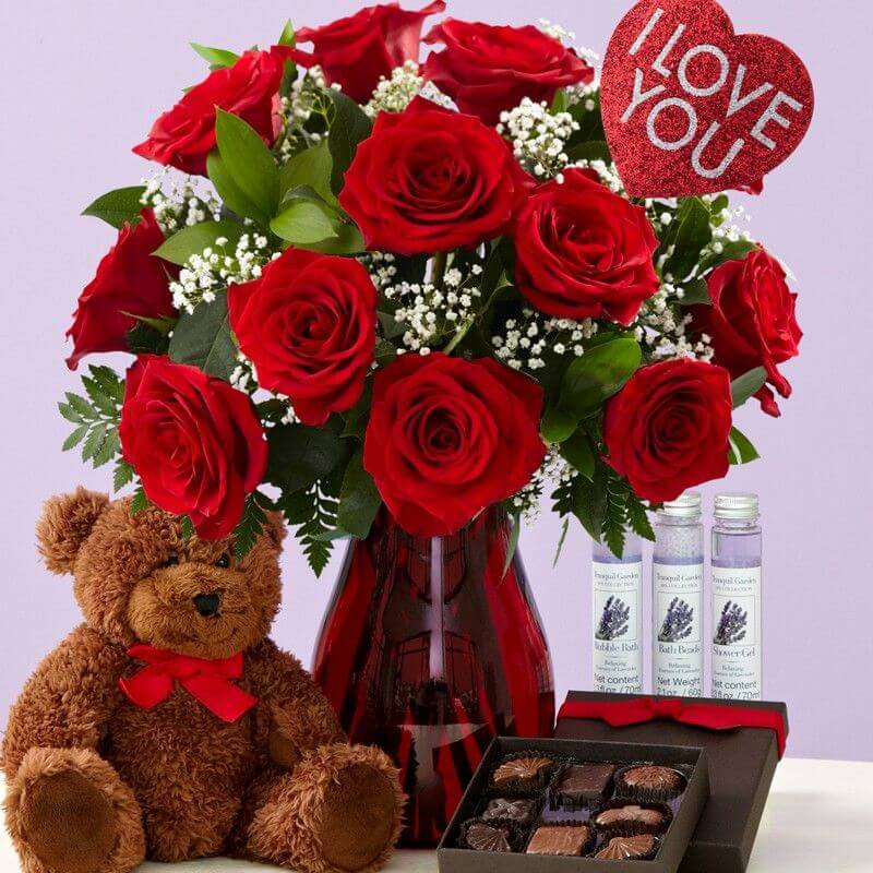 Great Valentines Gift Ideas For Her  Cute Romantic Valentines Day Ideas for Her 2017