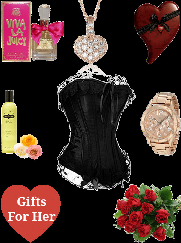 Great Valentines Gift Ideas For Her  Valentines Day Gift For Her