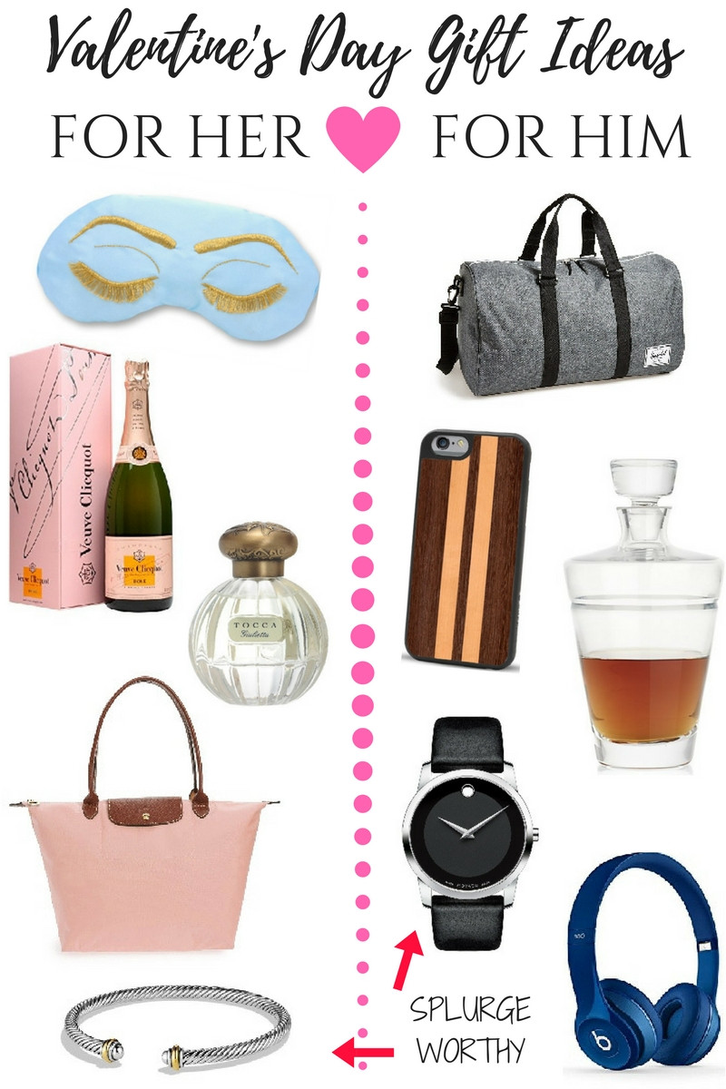 Great Valentines Gift Ideas For Her  Valentine s Day Gift Ideas for Her and Him