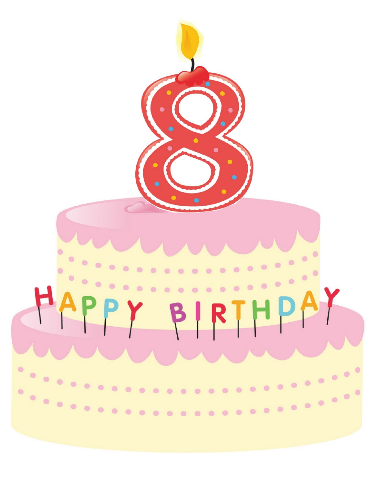 Happy 8Th Birthday Quotes  8th Birthday for CDR Cheadle DATA Recovery Ltd