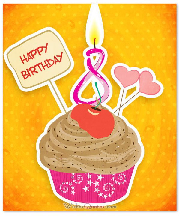 Happy 8Th Birthday Quotes  8th Birthday Wishes ☆★Birthday☆★