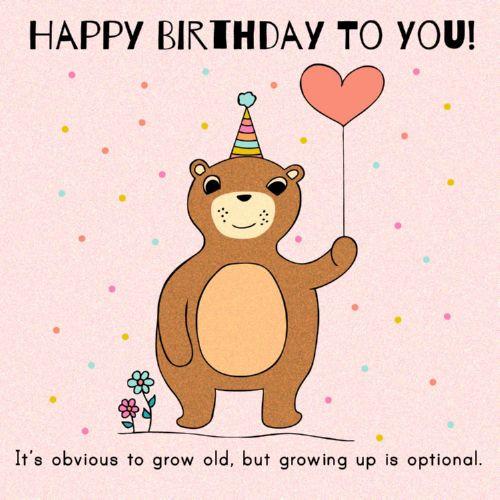 Happy Birthday Images Funny  100 Funny Happy Birthday Quotes
