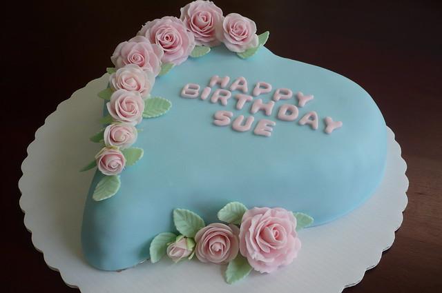 Happy Birthday Susan Cake  Happy birthday Sue036