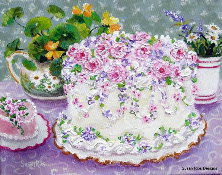 Happy Birthday Susan Cake  Happy Birthday Cake