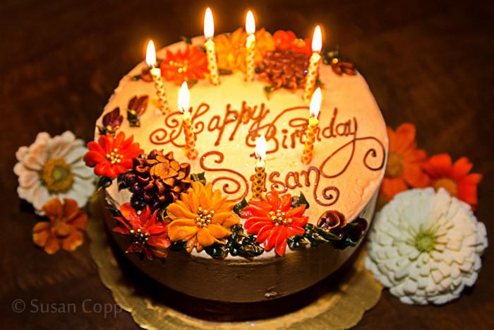 Happy Birthday Susan Cake  SusanNorton