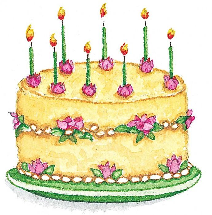 Happy Birthday Susan Cake  My To Do List