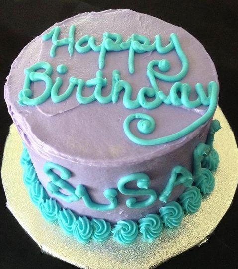 Happy Birthday Susan Cake  Happy birthday Susan Specialty Cakes