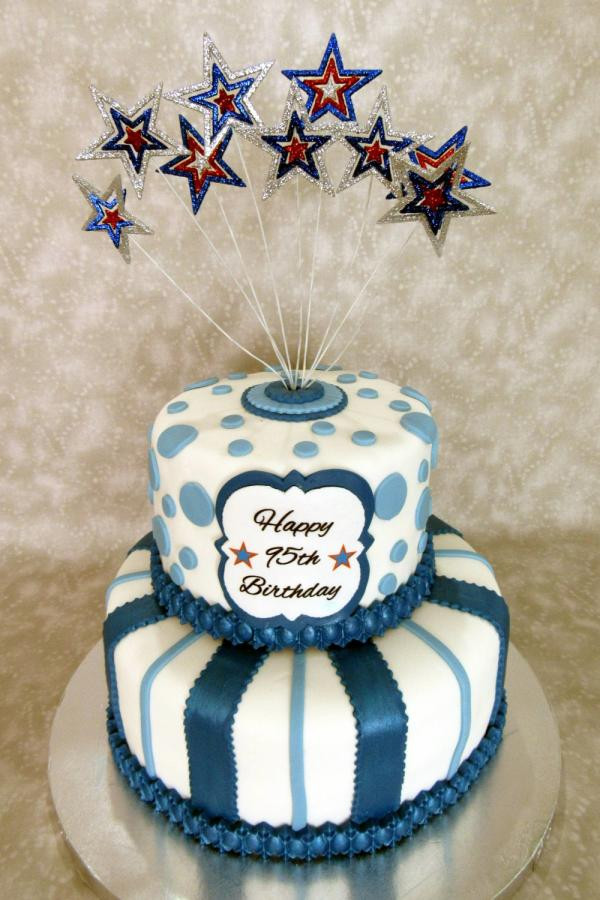 Happy Birthday Susan Cake  Happy 95th Birthday Cake by Susan Russell CakesDecor