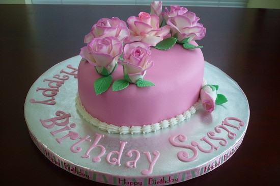 Happy Birthday Susan Cake  Happy Birthday Susan Quotes Meme s And