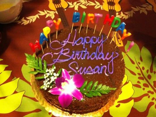 Happy Birthday Susan Cake  Happy Birthday SD — Pearl Jam munity