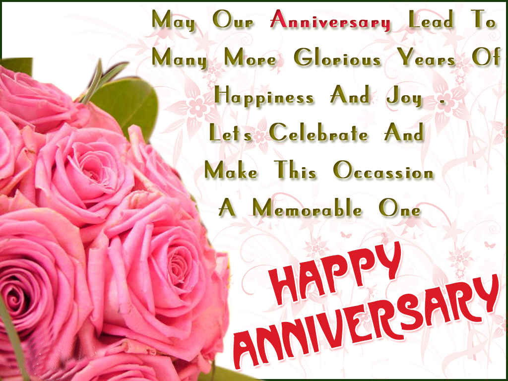 Happy Marriage Anniversary Quotes  1st anniversary wishes messages for wife