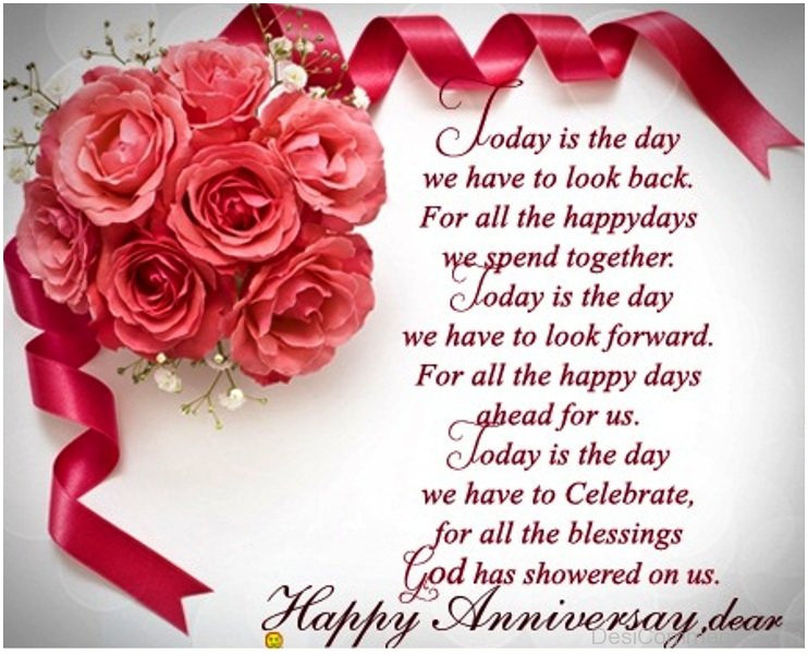 Happy Marriage Anniversary Quotes  390 Happy Wedding Anniversary Message Quotes Wishes To a