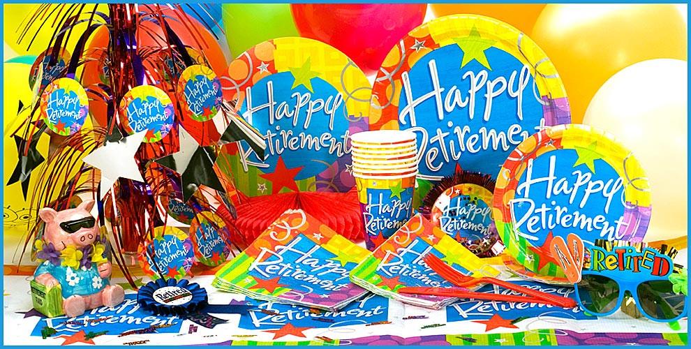 Happy Retirement Party Ideas  Happy Retirement Party