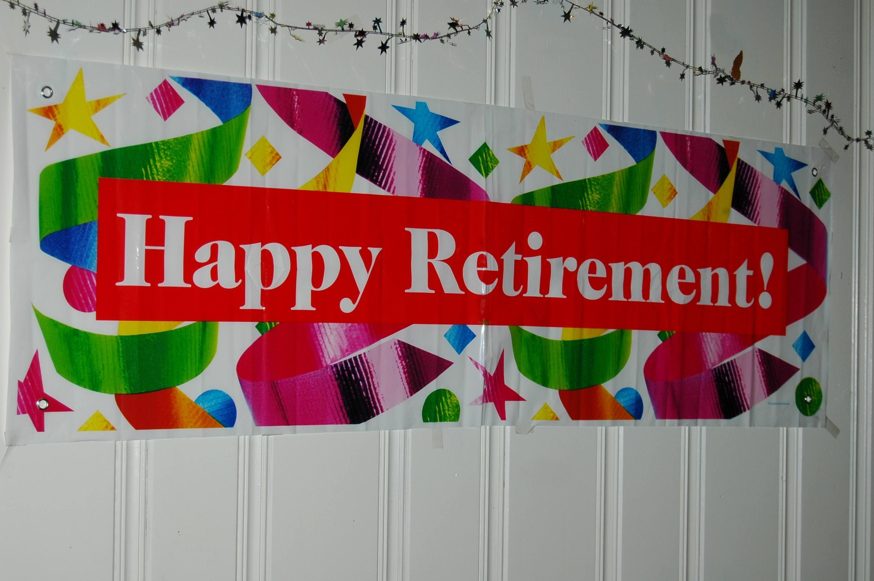 Happy Retirement Party Ideas  RRSP Basics Understanding RRSP