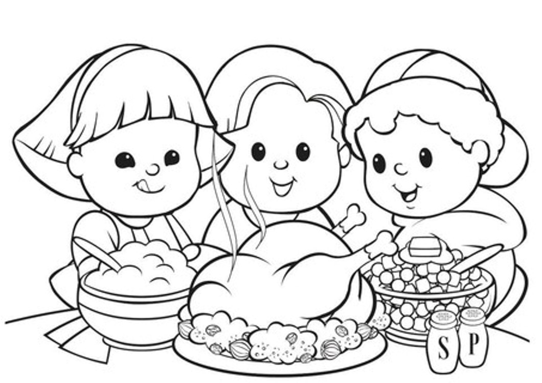 Happy Thanksgiving Coloring Pages For Boys  Thanksgiving Coloring Pages Bestofcoloring