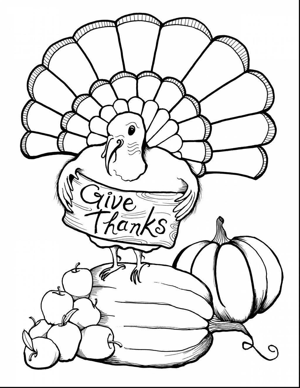 Happy Thanksgiving Coloring Pages For Boys  Thanksgiving Coloring Pages ful Happy for Boys Free