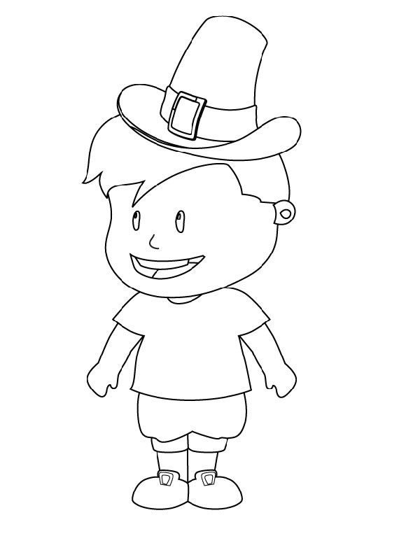 Happy Thanksgiving Coloring Pages For Boys  30 Thanksgiving themed coloring pages to add some fun to