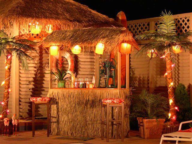 Hawaiian Backyard Party Ideas  Luau Rentals of Iowa s