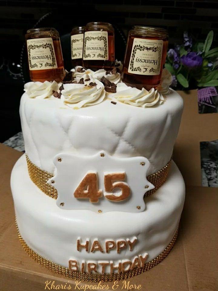 Hennessy Birthday Cake  Best 25 Hennessy cake ideas on Pinterest